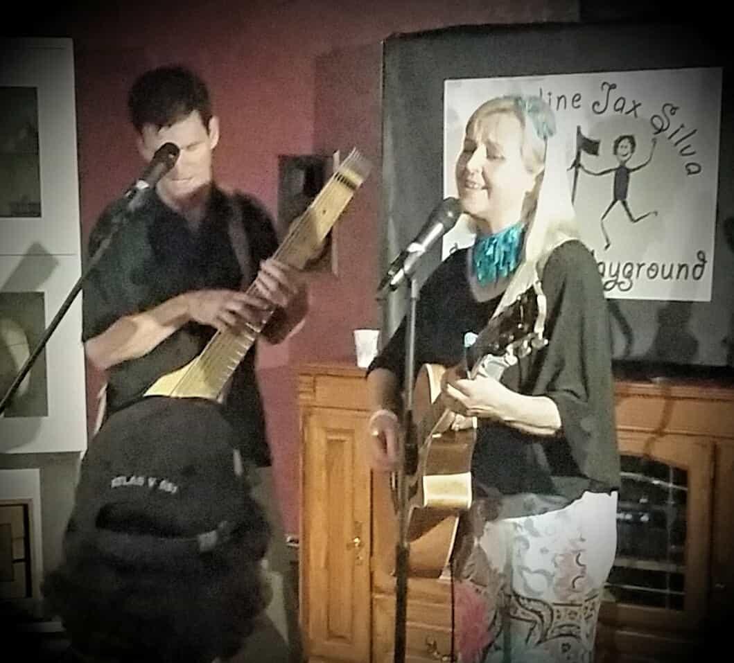 Nathen Aswell & Jana Stanfield